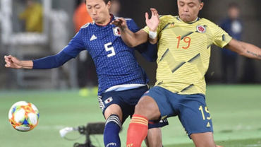 Colombia verslaat Japan met 0-1