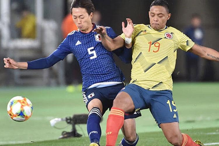 Colombia verslaat Japan met 0-1
