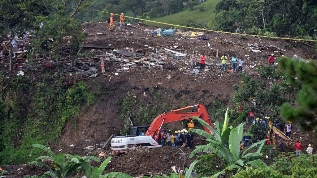 Aardverschuiving Colombia ernstiger dan verwacht