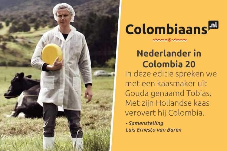 Nederlander in Colombia 20