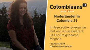 Nederlander in Colombia 21