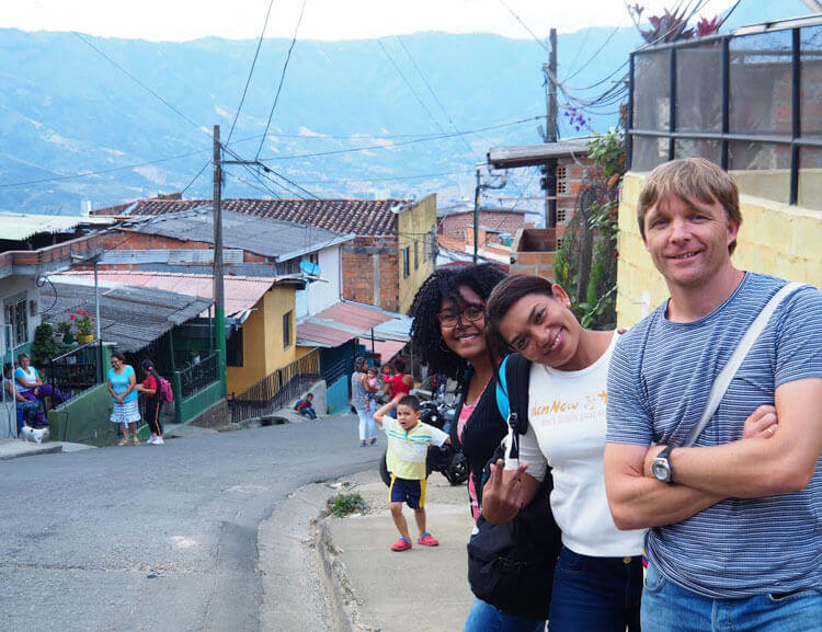 Nederlander in Colombia 22