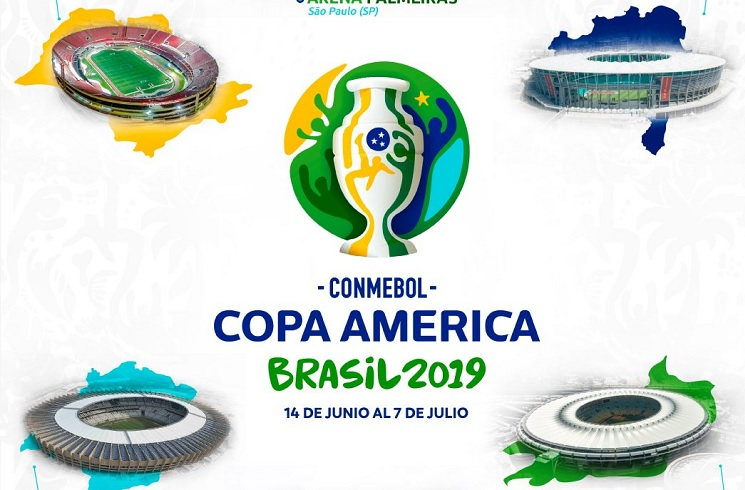 alles over de copa america 2019