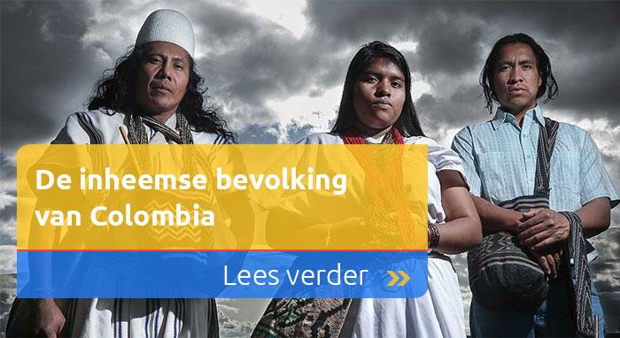 DE INHEEMSE BEVOLKING VAN COLOMBIA