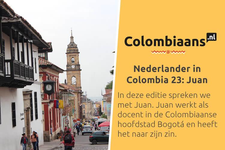 Nederlander in Colombia 23
