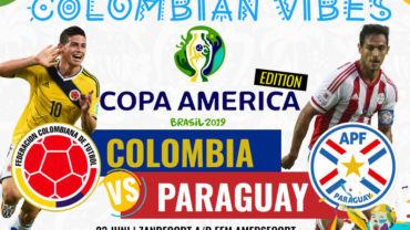 Copa America 2019 op Fox Sports