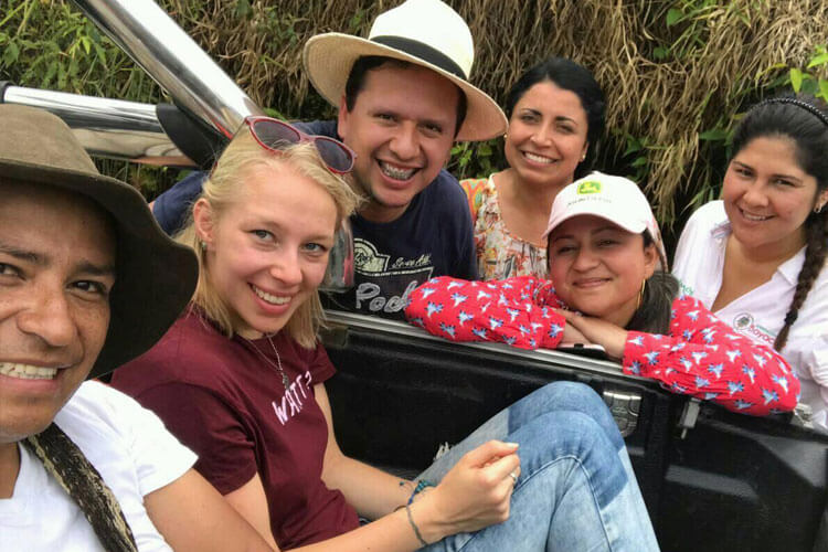 Nederlander in Colombia 24