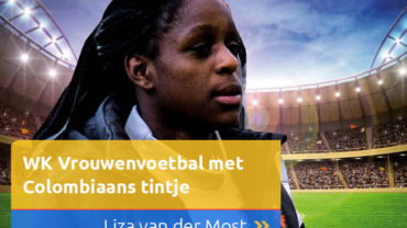 WK Vrouwenvoetbal met Colombiaans tintje