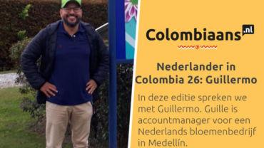 Nederlander in Colombia 26