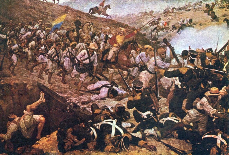 Tweehonderd jaar onafhankelijkheid Colombia, voor de tweede keer
