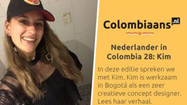 Nederlander in Colombia 28 Kim