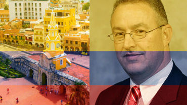 Aboutaleb in Colombia