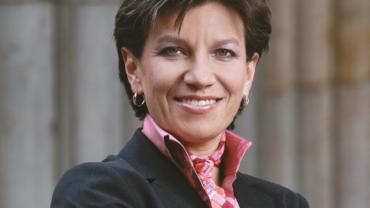 Bogota heeft eerste vrouwelijke homoseksuele Burgemeester van Colombia