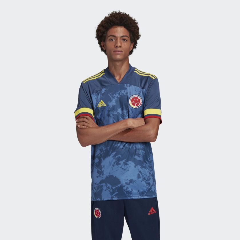 uitshirt 2020 colombia
