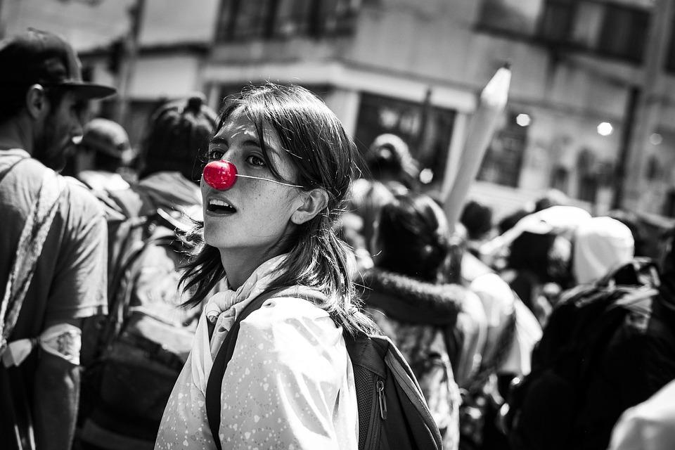 colombiaanse demonstraties