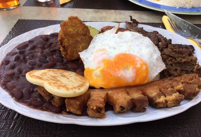 colombiaanse restauranten