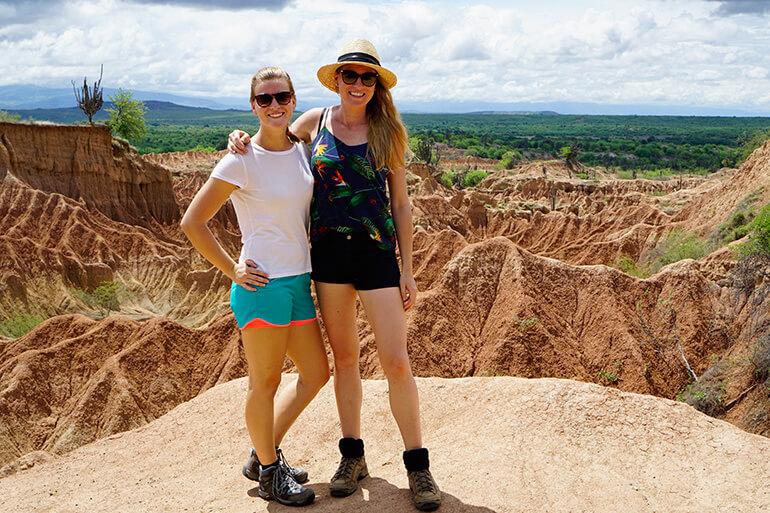 Nederlander in Colombia 29: Rhonda