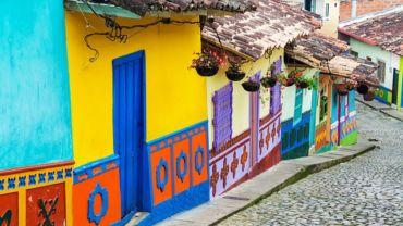 Colombia met een klein budget