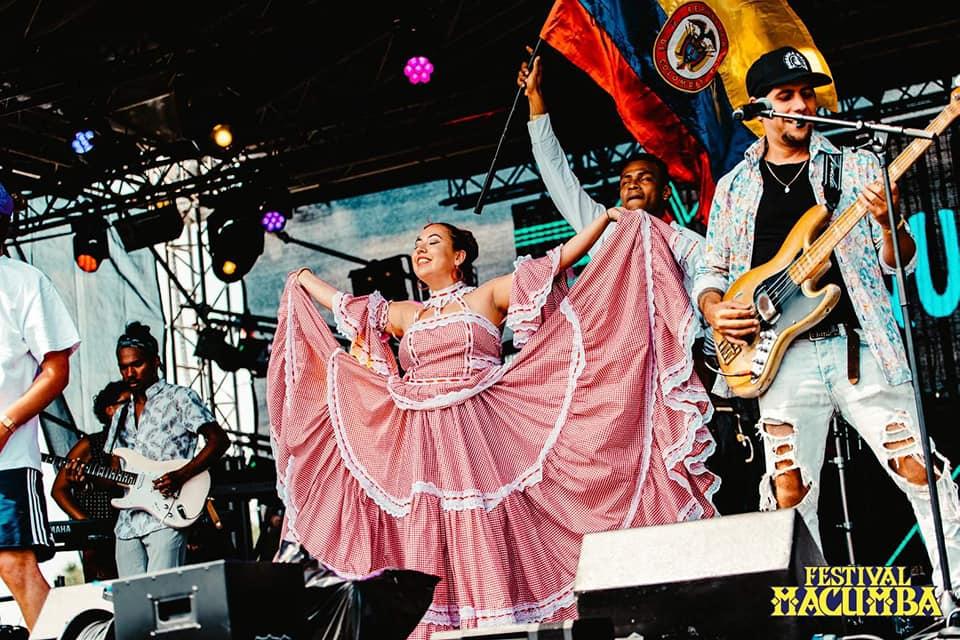 ritmos colombianos