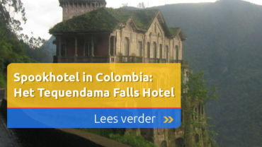 Spookhotel in Colombia