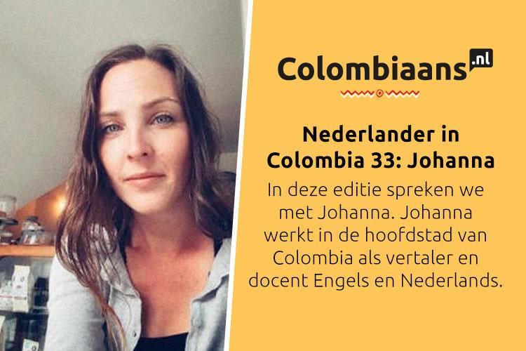 nederlander in Colombia 33