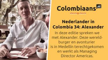 Nederlander in Colombia 34