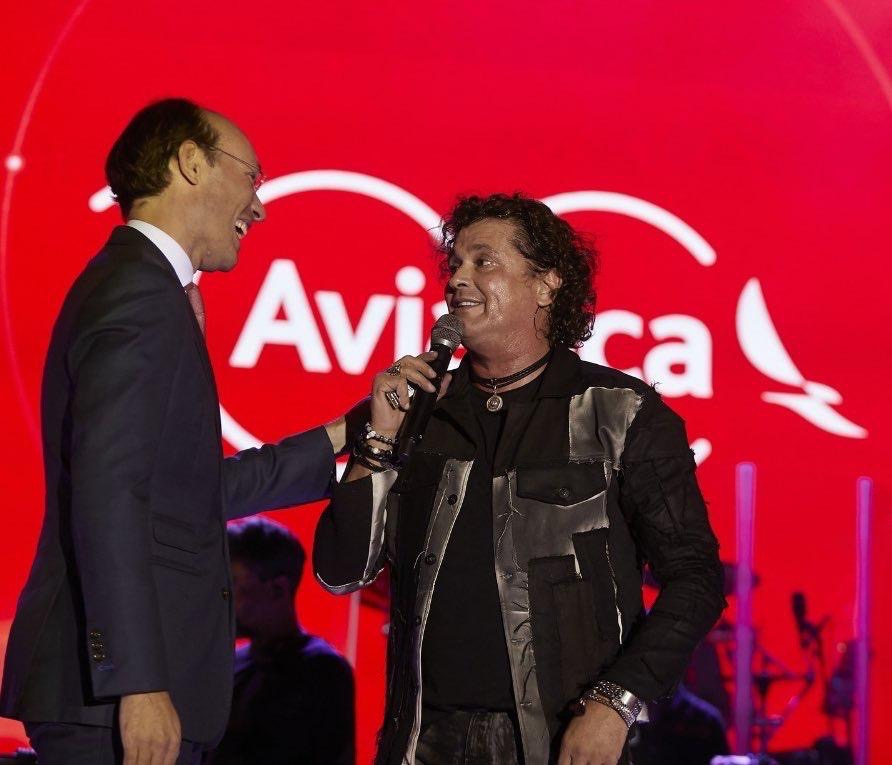 Nederlander in Colombia 32: Anko van der Werff Avianca