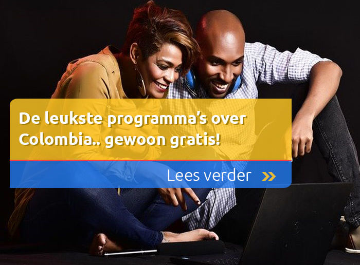 leukste programma's over Colombia