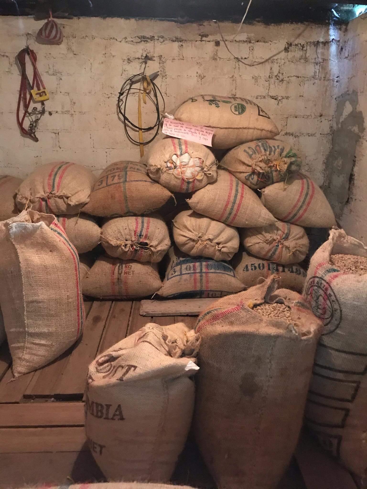 Op bezoek bij de koffieboeren van Colombia