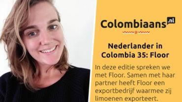 Nederlander in Colombia 35