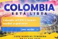 Colombia wil WK Vrouwenvoetbal organiseren