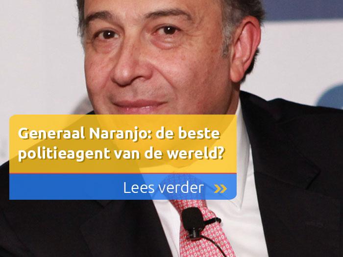generaal Oscar Naranjo