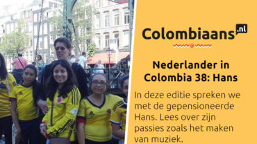 Nederlander in Colombia 37