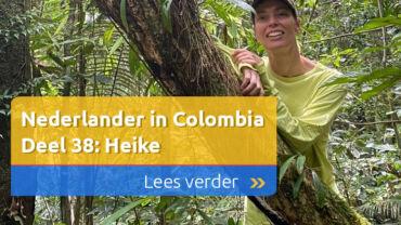 Nederlander in Colombia 38