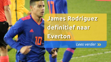 Colombia-captain-James-naar-Everton-